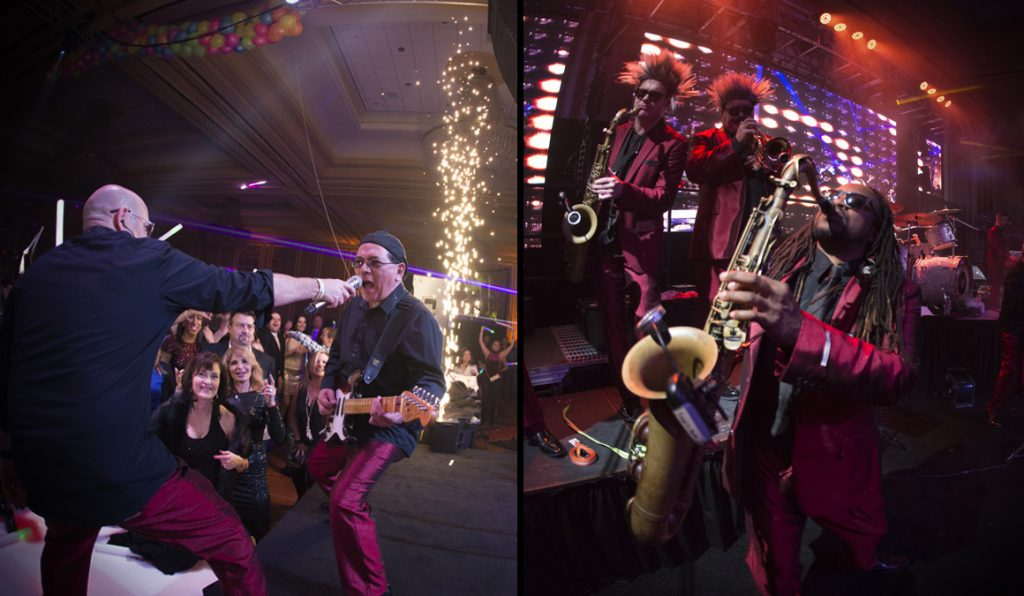 Best New Year's Eve Party in Dallas - Emerald City Band NYE Dallas 2020